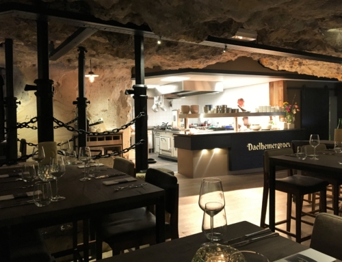 Daelhemergroeve: ondergronds dineren